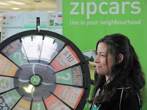 EcoFair - Zipcar
