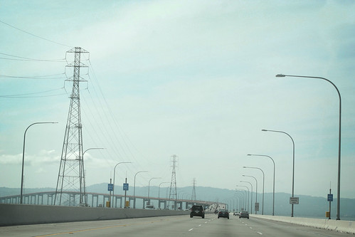 The Mighty San Mateo Bridge