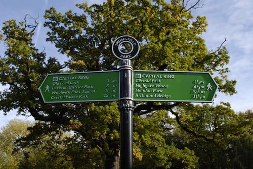 Springfield Park, Clapton