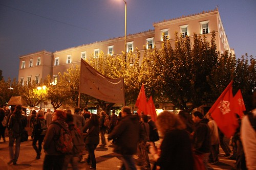 Athens Polytechnic uprising protest 2009 17:47:54.jpg