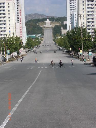 Kaesong Main Street