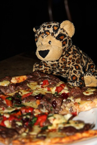 Jeombagee and the Kangaroo Pizza