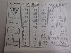 Porsche Boxster 986 Fuse Box Location | Wiring Library