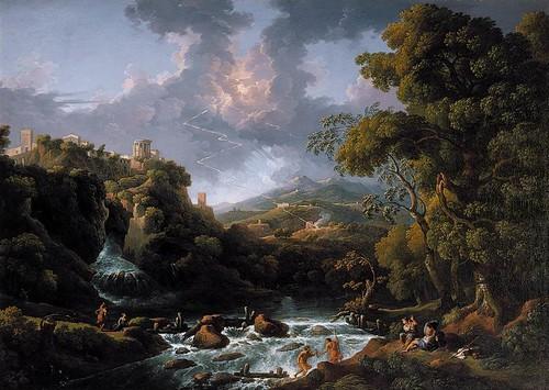 Itlian landscape