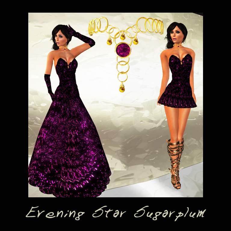 Evening Star Sugarplum by Silk & Satyr