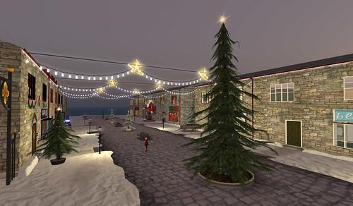 Merry Christmas sim -