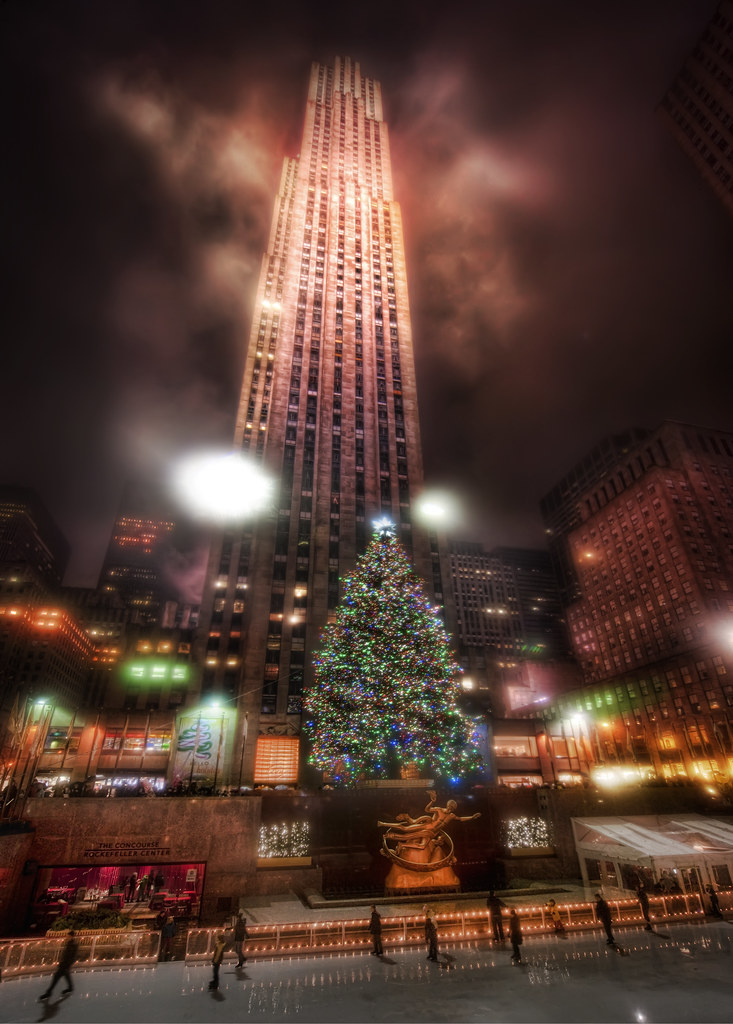 Christmas at The Rock in the Rain