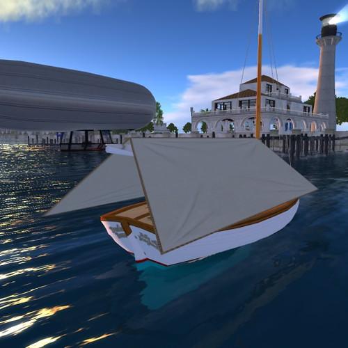 Boom Tent, Nautilus Harbor Rez Zone, Nautilus - Yamm