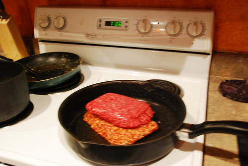 Step 2: add the beef
