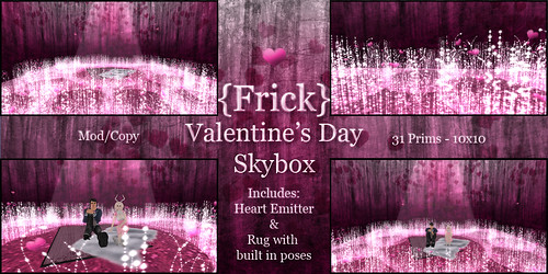Frick - Valentines Day Skybox