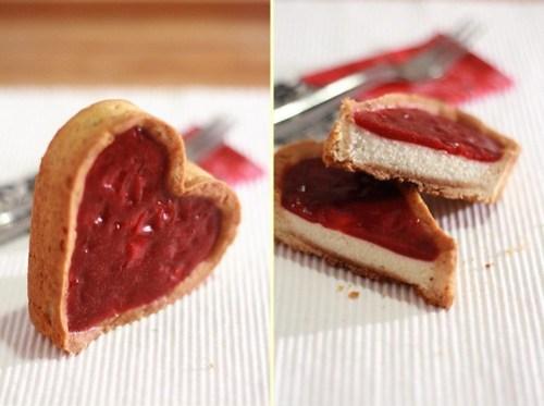 Tartelette d'amour