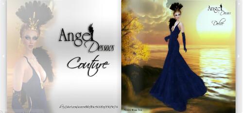 Angel Dessous Fashion Spread