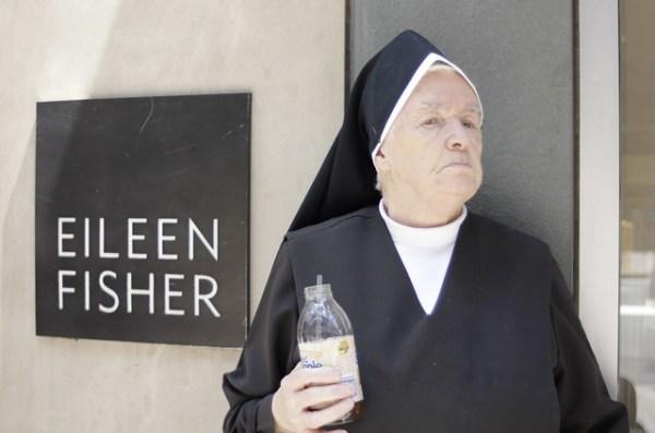 Eileen Fisher, Snapple, nun