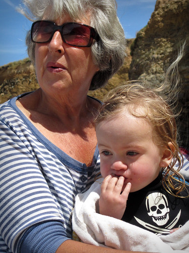 17/365 Granny with Eva by nualacharlie