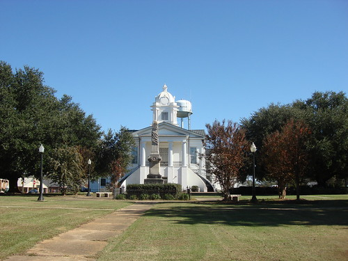 Lowndes County Courthouse, Hayneville AL