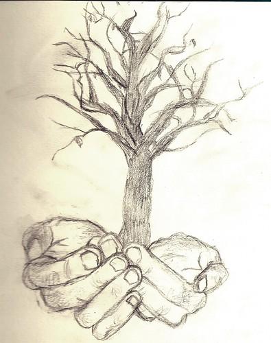 Hands of creation?