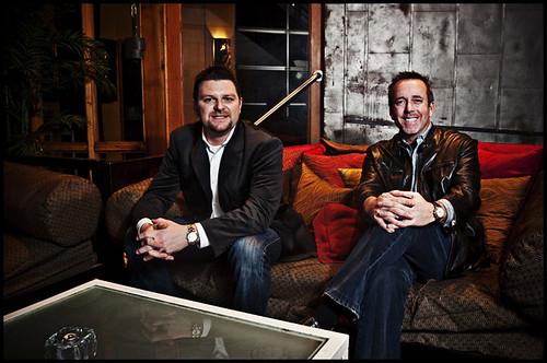 Tony Henry + Greg Hughes