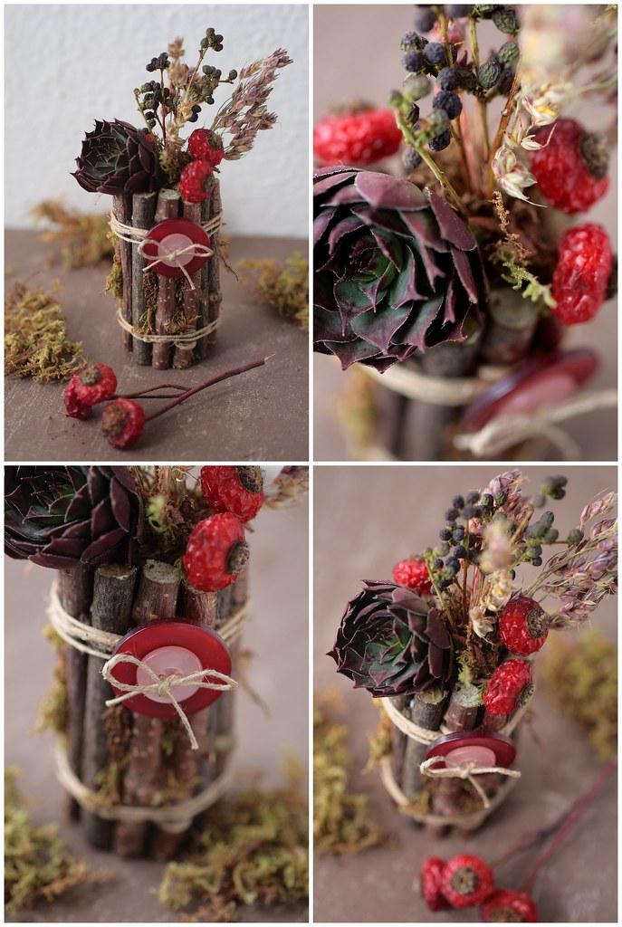 Valentine's Succulent