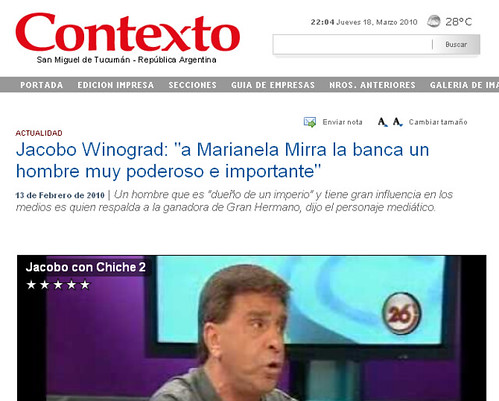 Contexto 24hs - Tucuman - Argentina - Información al instante2