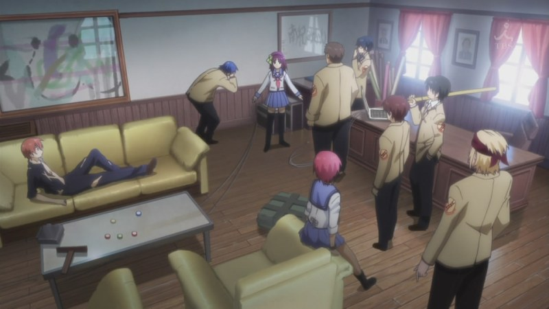 Angel Beats! 01 - 09