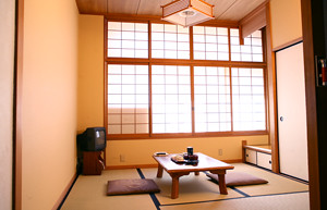 Guest Room in Omuro Hall