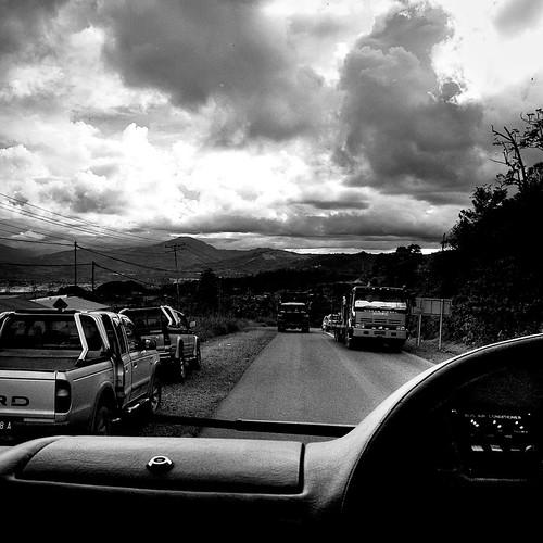 Ranau drive-by