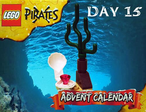 Pirate Advent Calendar Day 15