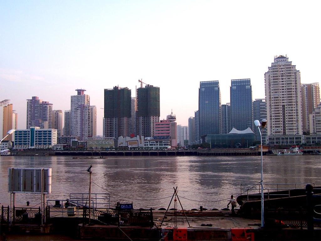 温州city