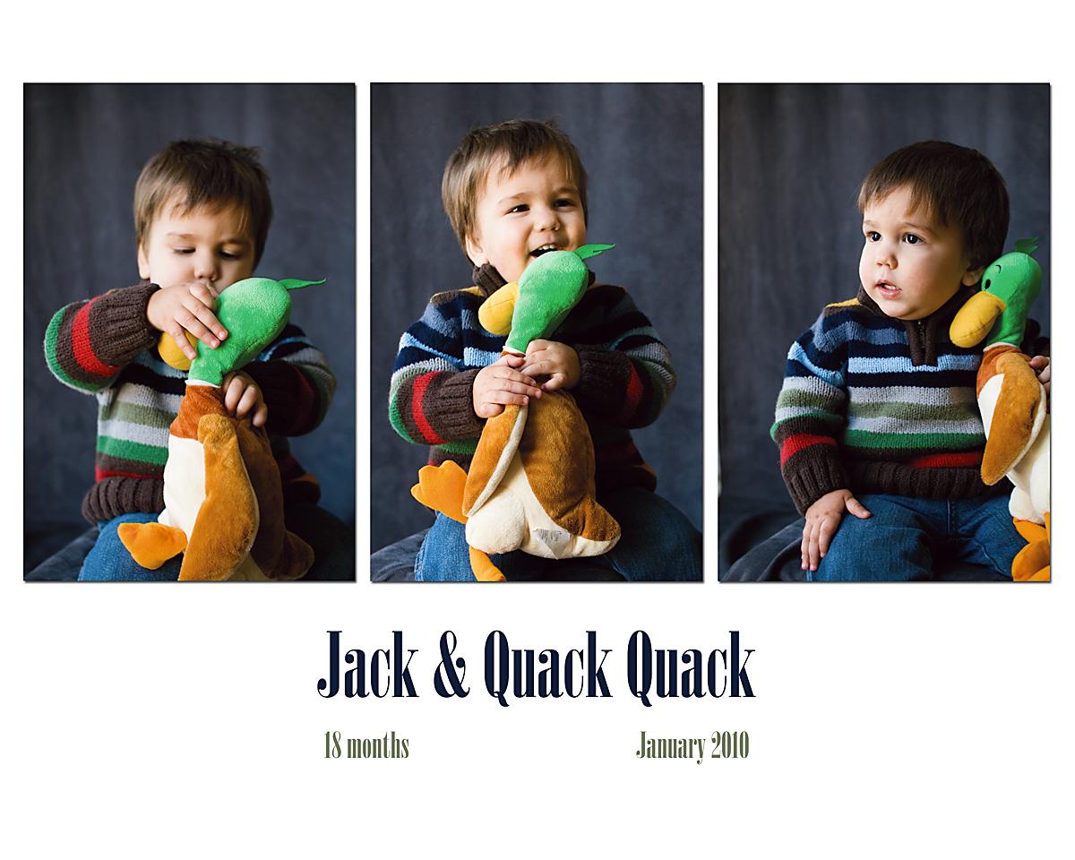 jack & quack quack