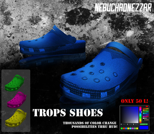 NDN - Trops Shoes