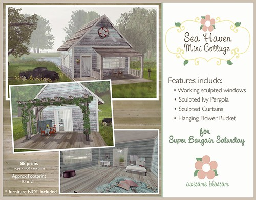 Sea Haven Mini Cottage for SBS