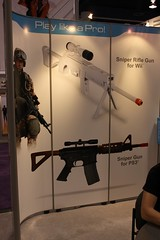 Wii Sniper Rifle