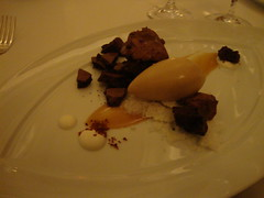 13th Course:  Milk & Chocolate