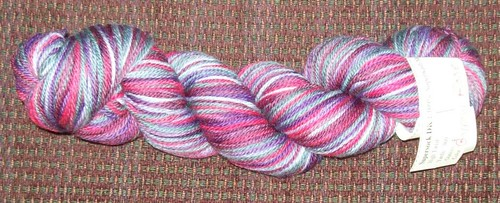 Gypsy Socks WIP