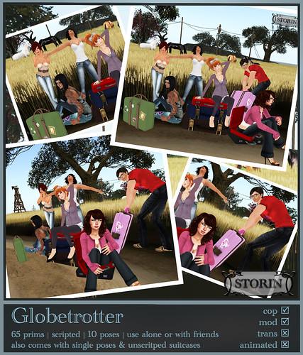 .:StoRin:. Globetrotter