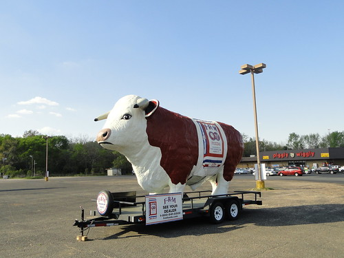 Giant Cow, Dothan AL