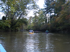 Paddling the Enoree