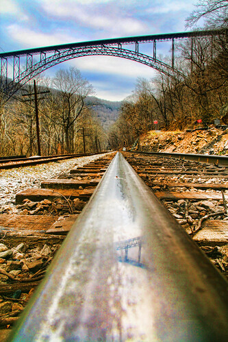 Rail to Bridge