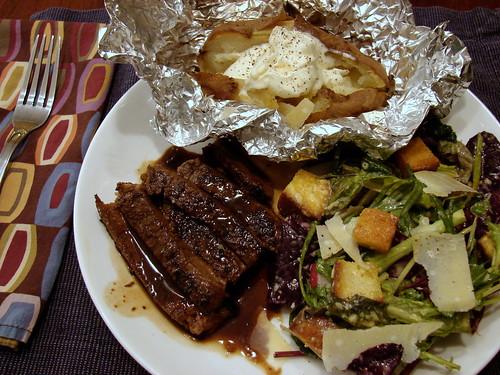 Dinner:  December 13, 2009