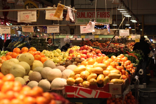 Granville Market 01