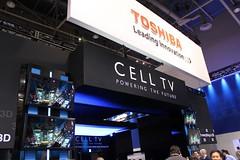 Toshiba Cell TV