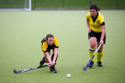 Women's Hockey, 27.01.2010, Photo: George Lowther