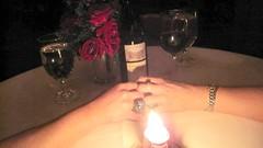 Our Romantic Dinner