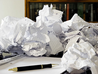 WRITER'S BLOCK -An Old Term, A Contemporary Problem (1/2)