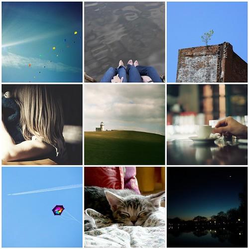 friday favorites: nothing but blue skies