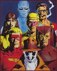 watchmen the comic-book