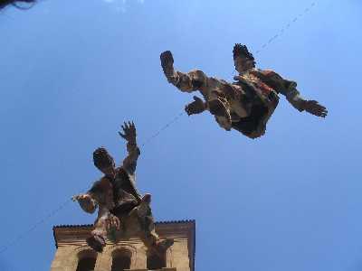 Colgado en Salamanca