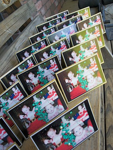 Christmas cards mass