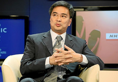 Abhisit Vejjajiva - World Economic Forum Annua...