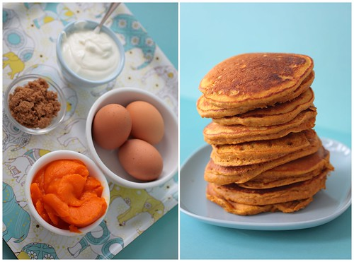 Ingredients and a Stack
